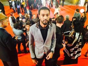 Pino, Ibrahim Ahmed, meilleur acteur africain, grâce à son tout premier rôle au cinéma