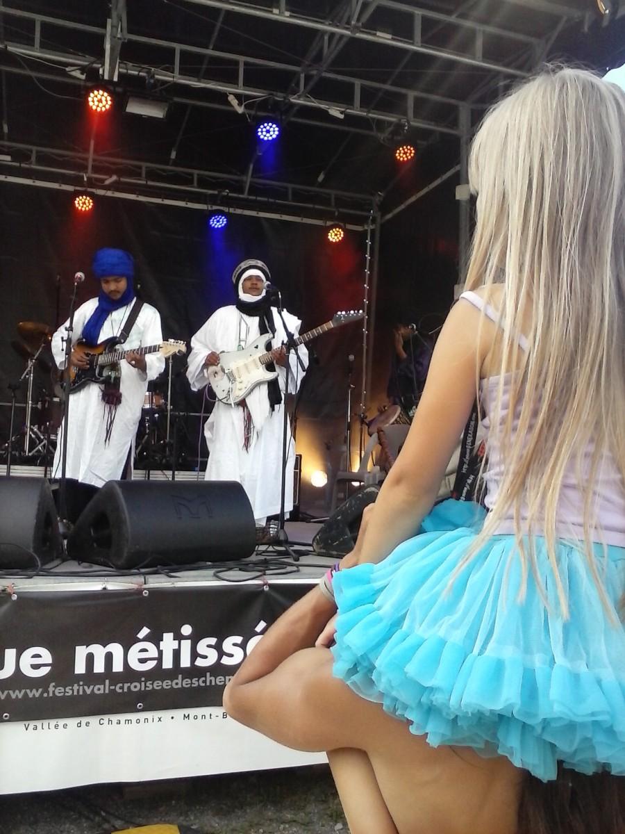 Concert de clôture au Festival des Houches, la classe des grands combinée à l'humilité, la générosité de celui qui sait qu'il ne fait que passer...