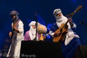 Ibrahim, Mustapha et Said au Roots Festival, dimanche 5 juillet