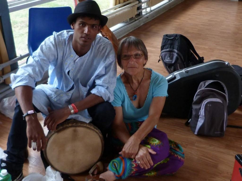 Sylviane et Mohamed (Valorcine 11-07-15)