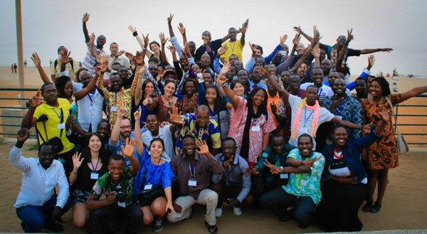 Chaque année, Mondoblog met un point d'honneur à faire se rencontrer des blogueurs du monde entier.