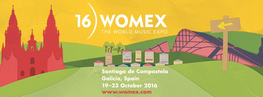 Le 21 octobre, c'est en tant que mondoblogueuse que j'interviendrai au WOMEX pour parler, musique, désert et espoir de jours meilleurs pour le Sahara.