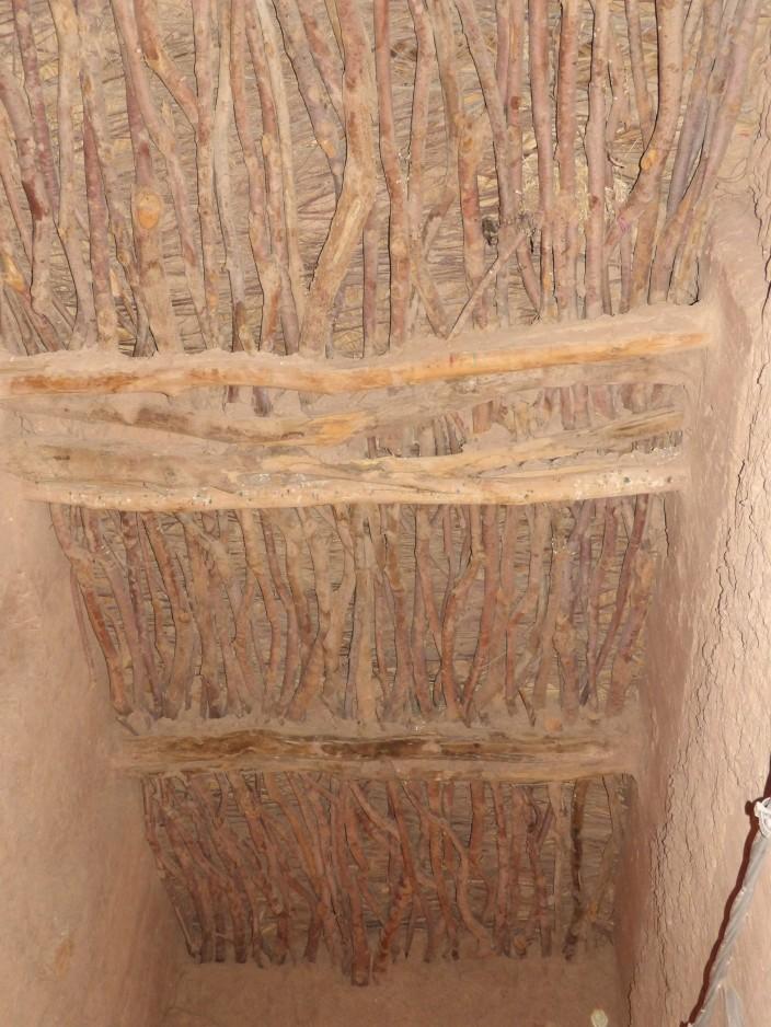 A Rgabi, Terrachidia a découvert un témoignage d'une mapitrise plus importante que dans les autres villages
