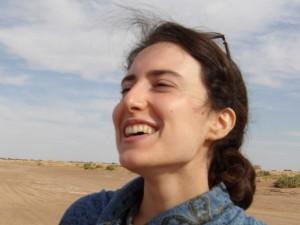 Yasmine a autofinancé son séjour. Arcihecte de 27ans, à Beyrouth, elle veut oeuvrer pour la sauvegarde du patrimoine au Liban.