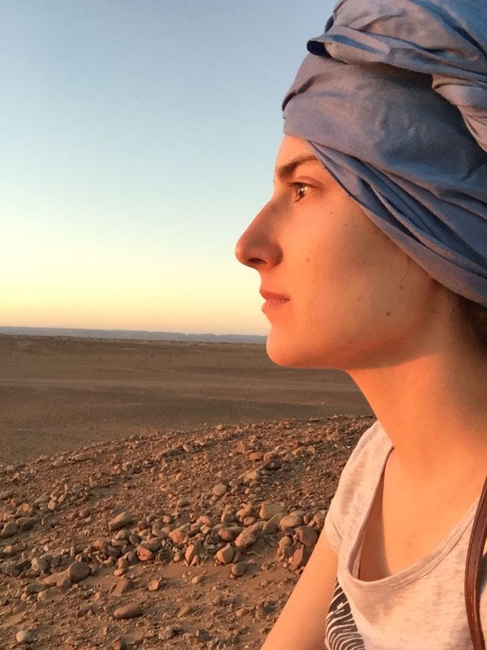 Diplômée de l'Université américaine de Beyrouth, Yasmine découvre le Maroc grâce à Terrachidia.