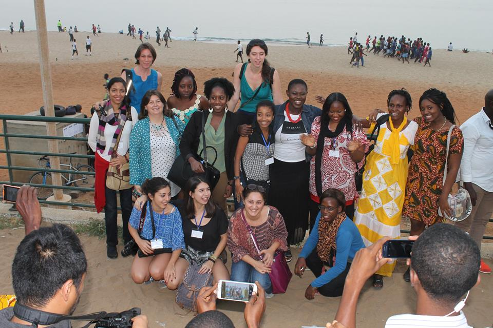 A Dakar, avant de nous séparer, des envies de retrouvailles déjà plein les coeurs