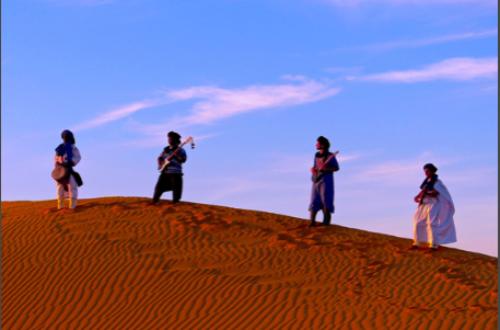 Article : Les rythmes du Sahara en route pour les USA