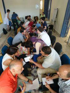 Avec la méthode pear to pear, Med Culture mobilise les savoir-faire des acteurs culturels