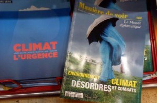 Article : Radio Climat, la COP 22 vue par nous, pour nous
