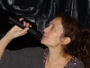 Anne Michel, invitée pour parler d'un autre exil, celui de la fraude fiscale