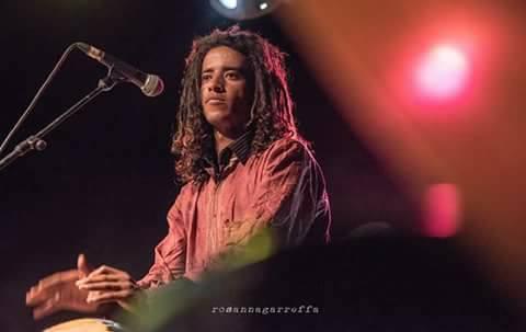 Khalifa Balla, musicien du Sahara