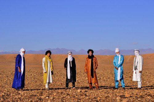Article : Ouarzazate-Nantes-Mellionnec, du nouveau pour Tarwa N-Tiniri