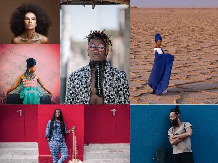 Artistes Africa 2020 Radio France